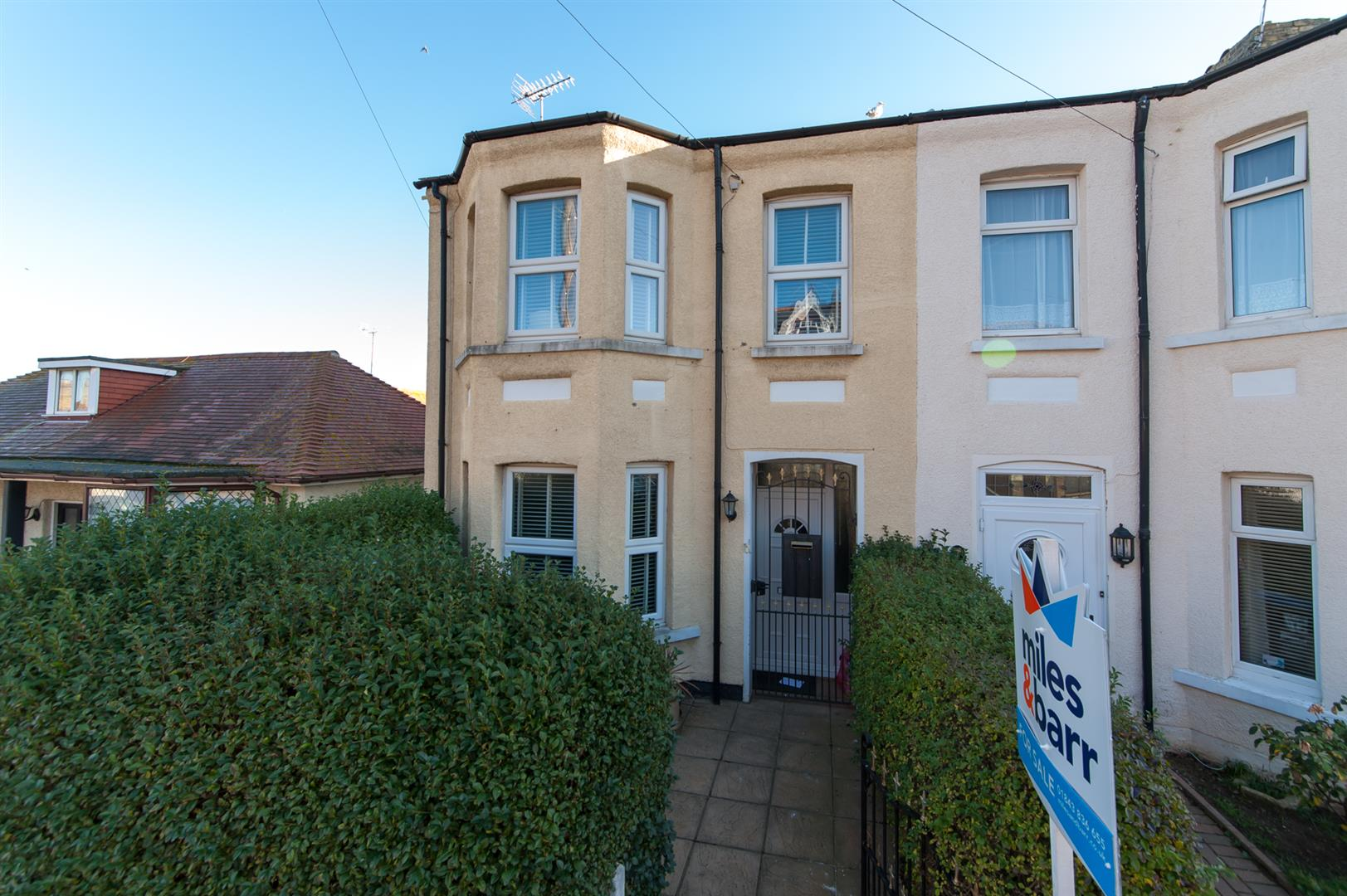3 Bedrooms End Of Terrace House for sale in Victoria Avenue, Westgate-On-Sea